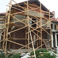фото дома до отделки фасадным декором