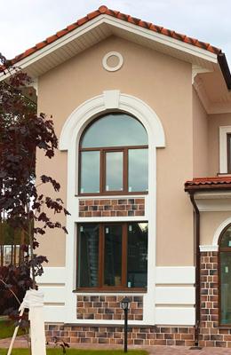фасадный декор по проекту