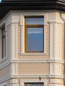 пилястра на фасад