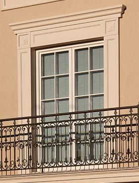 ствол пилястры фасад