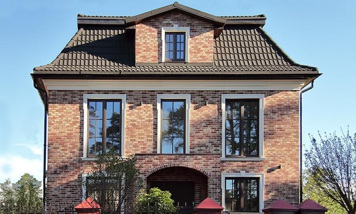кирпич ручной формовки и фасадный декор