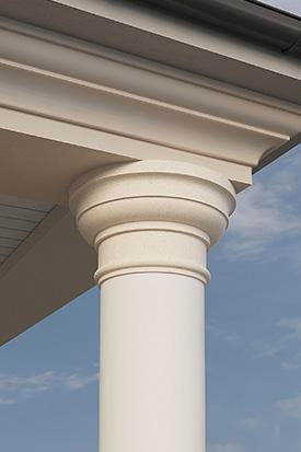 капители и базы колонны