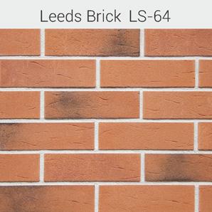 Декоративный камень Leeds Brick LS-64