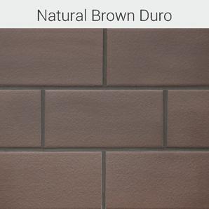 Декоративный камень Natural Brown Duro