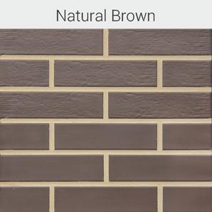 Декоративный камень Natural Brown