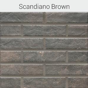 Декоративный камень Scandiano Brown