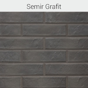 Декоративный камень Semir Grafit