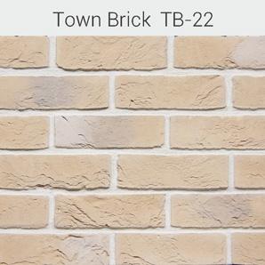 Декоративный камень Town Brick TB-22